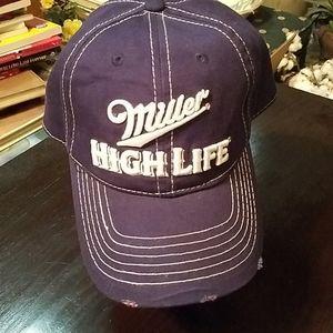 NWOT Miller High Life Hat